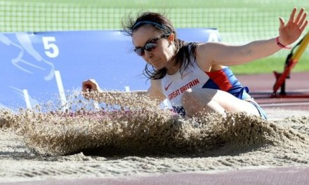 Diamond League: Paralympian Stef Reid sets long jump record