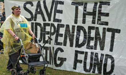 We can't give up on independent living
