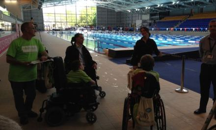 Glasgow 2014 set to be most disability-friendly Commonwealth Games to date