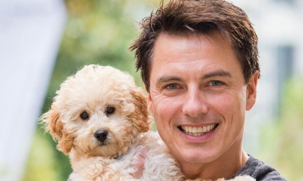 John Barrowman goes deaf for the day