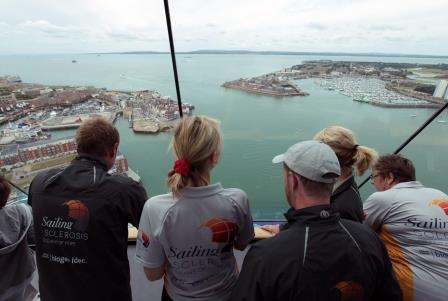 Oceans of Hope Continues Global Voyage To Change Perceptions Of MS