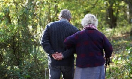 Walking may help beat Parkinson's