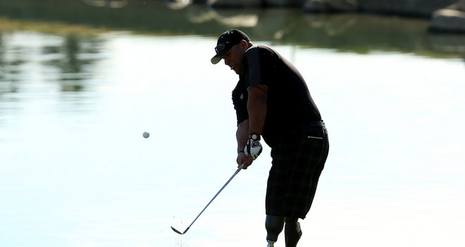 England Disability Manager hoping to have golf included at Paralympic Games