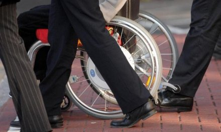 Disability charity calls for change