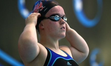 Ellie Simmonds, Steph Slater & Susie Rodgers win European gold