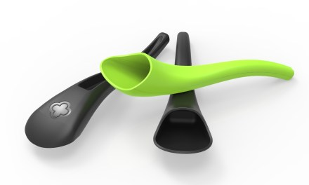 Kickstarter campaign for inclusive cutlery