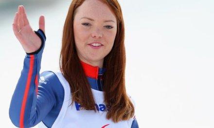 Jade Etherington: Paralympic skiing medallist retires at 23