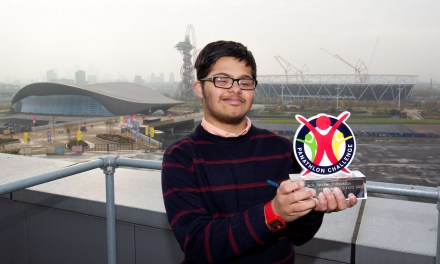 Inspirational Ilford teenage crowned Panathlon champion
