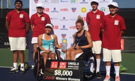 Whiley completes Grand Slam year with Doubles Masters title