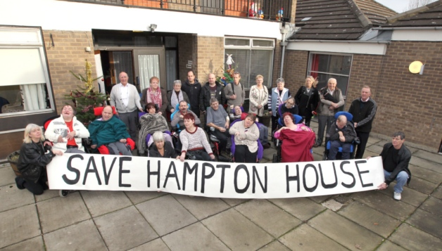 Consultation starts on plans to shut Northampton care home for disabled people
