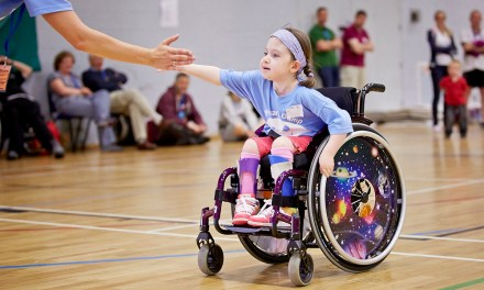 Charity wins £29,000 award to deliver wheelchair sports in 2015