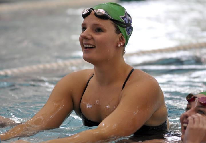 Peggy de Villiers: Inspirational Deaf Swimmer
