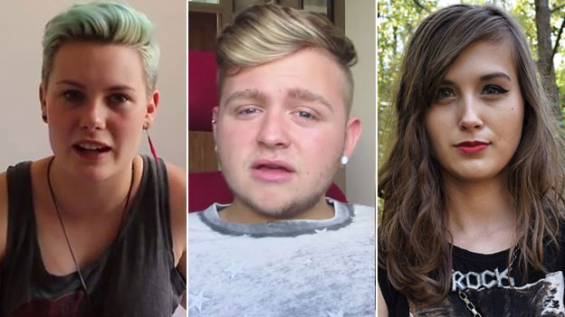 The new breed of 'vloggers' here to challenge people