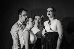 singing quartet-small
