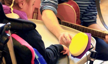 MUSIC-MAKING FOR YOUNG DISABLED PEOPLE GETS FUNDING BOOST
