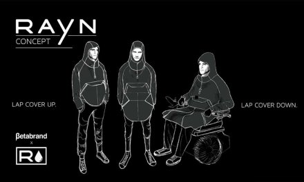 Crowdfunder campaign launches for Rayn jacket