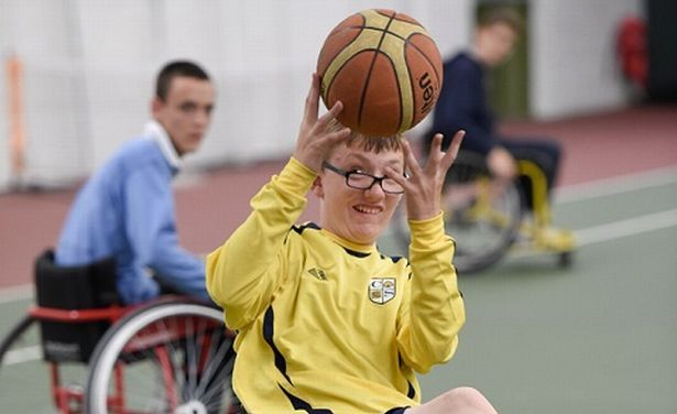 Youngsters get sporting chance