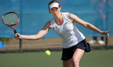 Five Brits earn early singles wins at World Deaf Tennis Championships
