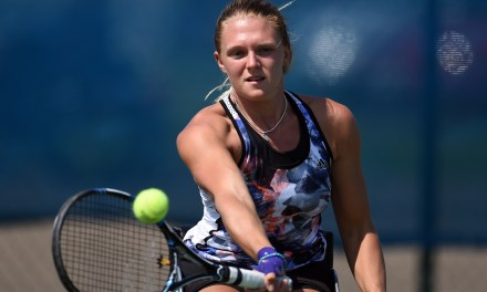 Whiley and Lapthorne battle into semi-finals
