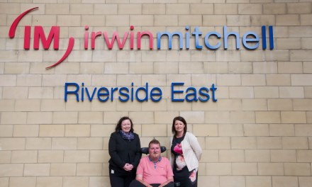 Irwin Mitchell Sign Commercial Partnership with UK Team Competing at Cybathlon 2016