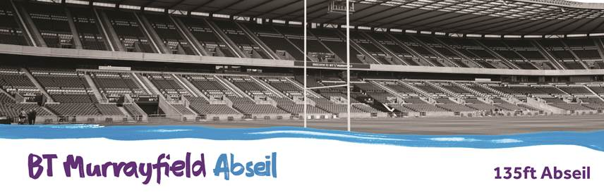Murrayfield Abseil