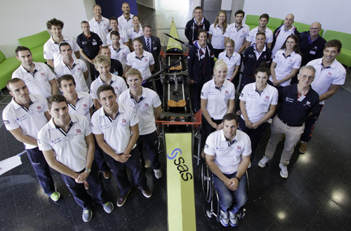 Competition for Rio Paralympic Games seats begins