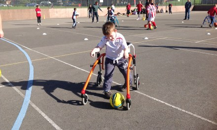 Cerebral Palsy Sport Announce Partnership with D M Orthotics