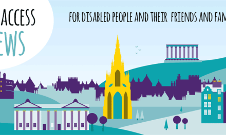 The 100 day countdown to Disabled Access Day has begun!