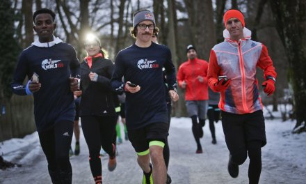 Wings for Life World Run empowers Selfie Run
