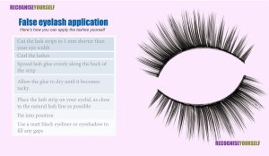 Tips - Eyelash application (Recognise Yourself DP110-111) (1)