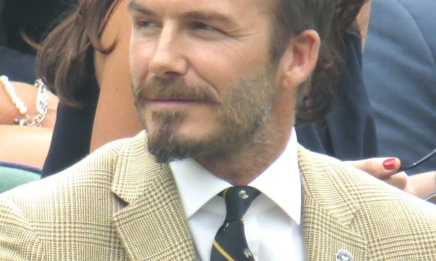National charity praises Beckham for tackling Polio