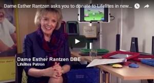 Lifelites video with Esther Rantzen