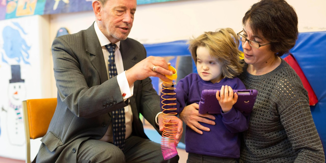 Report finds disabled children are missing out on play