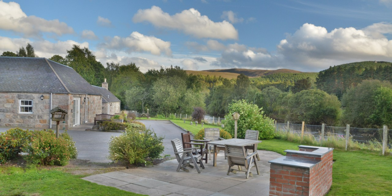 Win A Week In A Fully Accessible Cottage in Aberdeenshire!