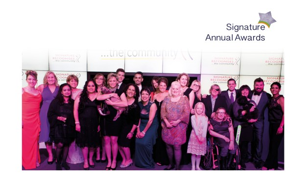 National charity launches its eighth annual awards