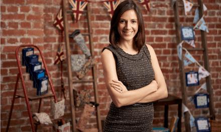 Blue Badge Company sees sales soar after Dragons' Den