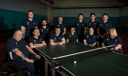 Twelve athletes selected for Rio Paralympic table tennis
