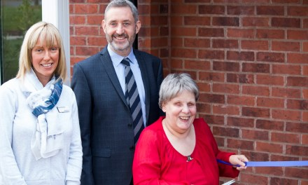 New housing development in Birmingham for visually impaired