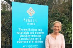 Paralympian Sophia Warner joins Parallel London