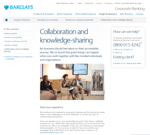 6 Collaboration and knowledge-sharing