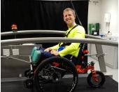 UK Paralympian's greatest challenge