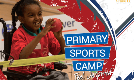 Birmingham 'Feel Inspired' Primary Sports Camp