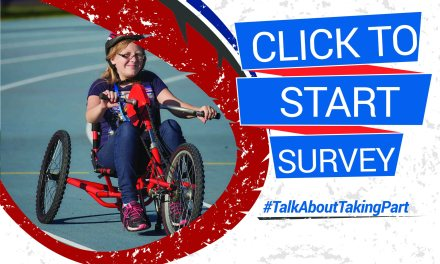Wheelchair users – last chance to have your say about sport