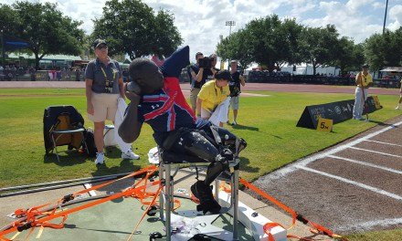 Silverstone Mobility Roadshow ambassador war hero achieves double bronze at Invictus Games 2016