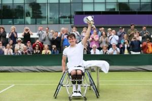 Gordon Reid Wimbledon Singles Champion