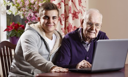 Help Local Older People to Stay Connected