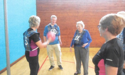 Therapeutic new exercise scores with Ayrshire residents