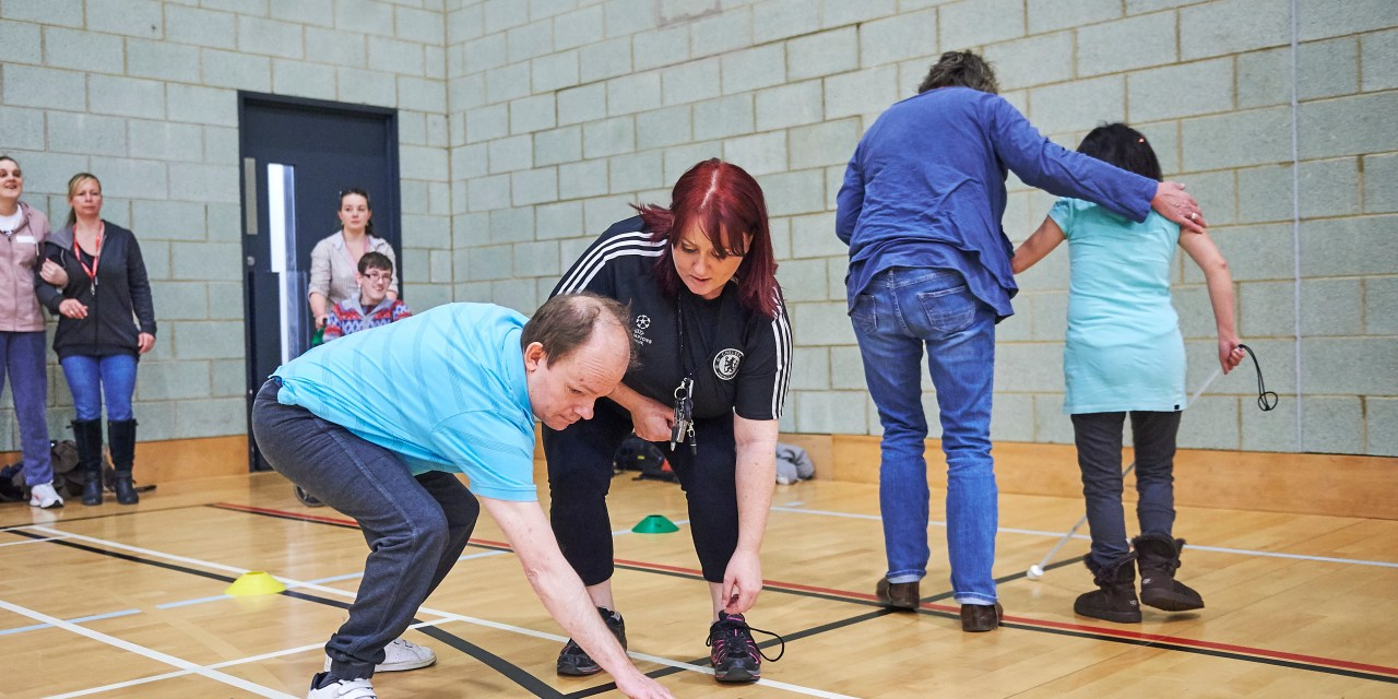 Sport England funding will increase sporting opportunities for deafblind people