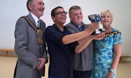 Lord Mayor awards young people taking a step towards independence