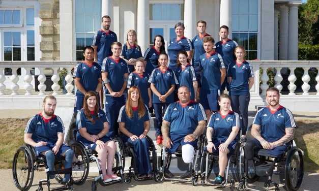 Athletes announced on Paralympic Inspiration Programme
